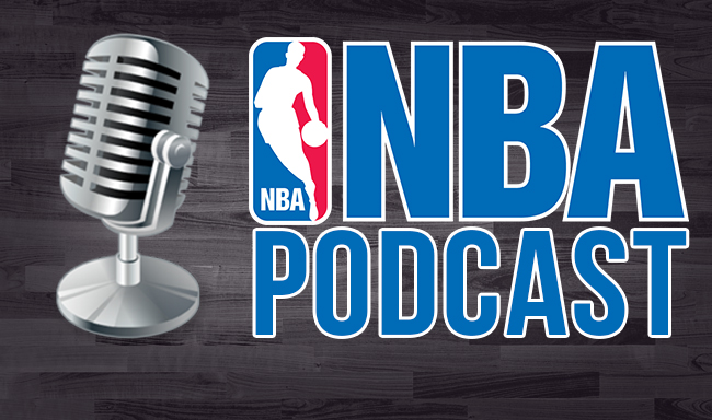 NBA podcast