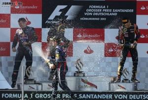 F1_Deutschland_Podest